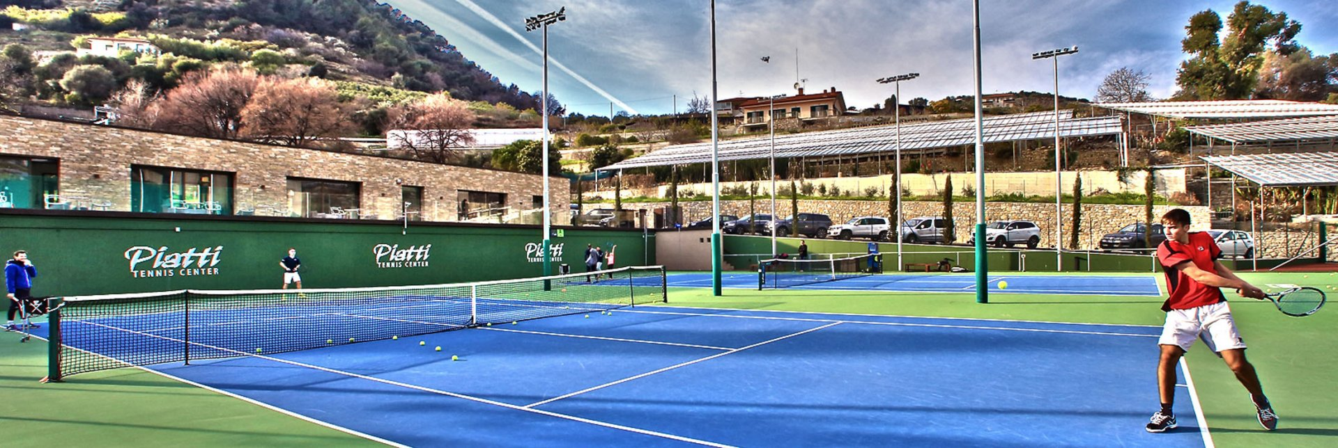 Piatti Tennis Center